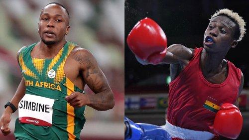 Tokyo 2021: le Ghana revient dans la lumière, Simbine rate le podium du 100m