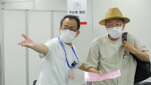 Reportage international - Covid-19 au Japon: une campagne de vaccination laborieuse