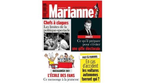 Revue de presse française - À la Une: le malaise de la gifle en public au président Macron