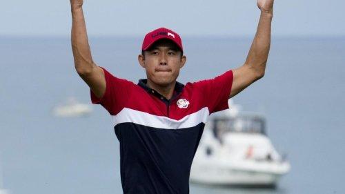 Golf: les Américains remportent la 43e Ryder Cup, la 27e de leur histoire