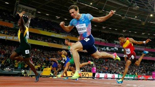 С российского легкоатлета Шубенкова сняли обвинения в употреблении допинга
