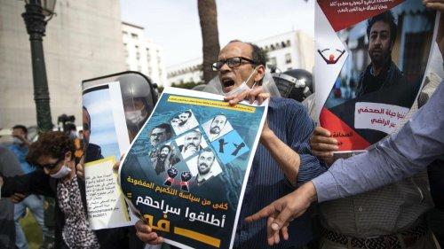 Maroc: vague d'indignation après la diffusion de vidéos de Souleymane Raissouni en prison