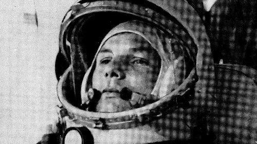 'A lesson for mankind': 60 years on from Yuri Gagarin's first space flight