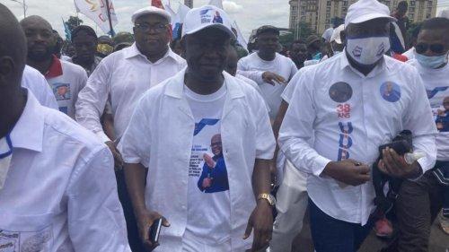 RDC: plainte contre un cadre du parti présidentiel pour incitation à la rébellion
