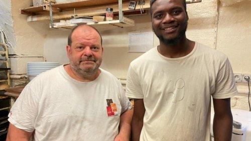 Reportage France - Le combat d'un boulanger pour son apprenti