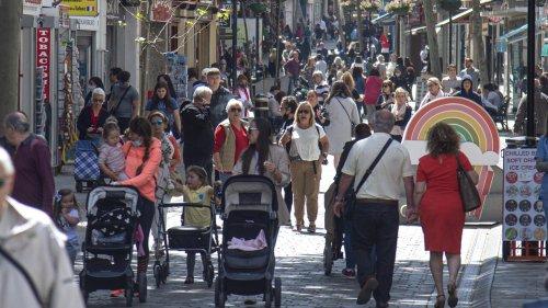Accents d'Europe - Gibraltar remporte la première bataille contre la pandémie de Covid-19