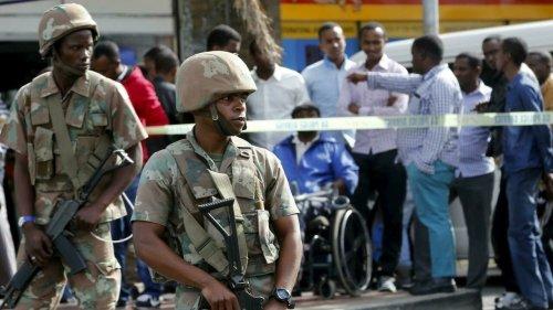 Arrestations et violences: en Afrique du Sud, les étrangers ont peur
