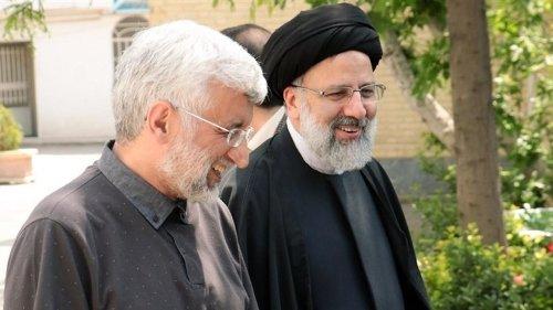 انتخابات ایران: سعید جلیلی، دومین «نامزد پوششی» اصولگرایان به نفع ابراهیم رئیسی کنار کشید
