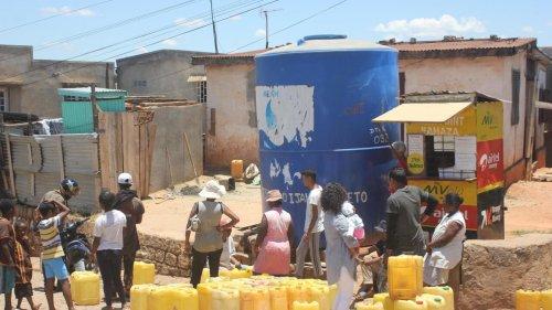 Madagascar: un débat public sur la pénurie d'eau qui touche le pays