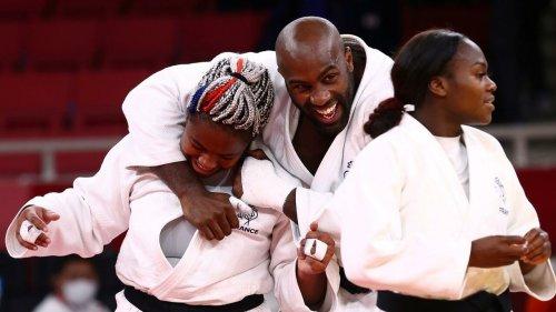 Tokyo 2021-Judo: la France médaillée d'or par équipe mixte face au Japon