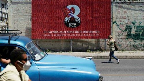 Đảng Cộng Sản Cuba bầu ban lãnh đạo mới