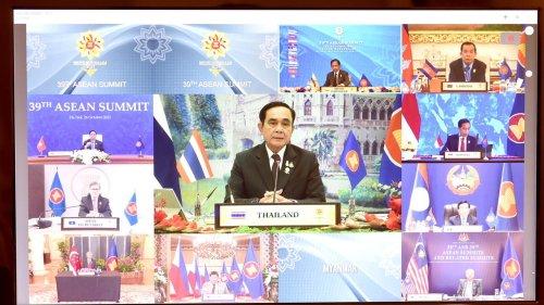 Invité international - Ouverture du sommet de l'Asean: «Il y a des grandes divisions à l'intérieur de l'Asean»