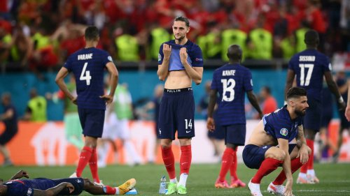 Switzerland eliminate France on penalties to reach Euro 2020 quarter-finals