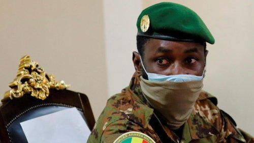 Mali: le président Goïta défend l'allongement de la transition devant la Cédéao