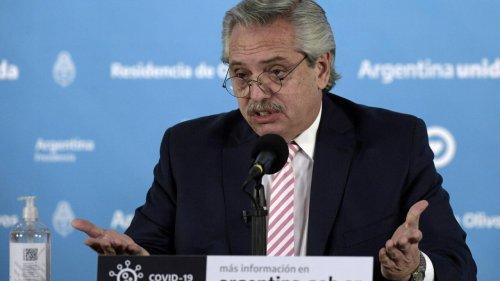 Argentine: le président Fernández en Europe pour des négociations sur la dette du pays