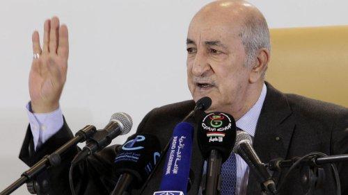 Le président algérien met la pression sur des entreprises qui commercent avec l'étranger