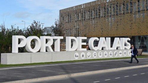 Reportage France - Le nouveau port de Calais