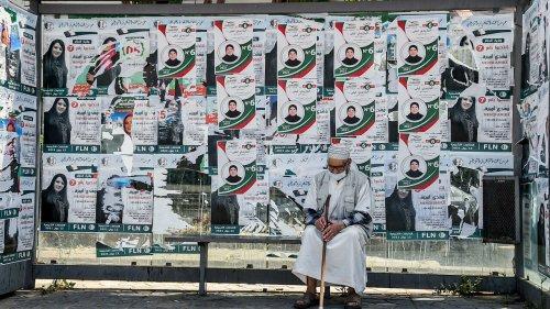 Argélia elege deputados em clima de repressão a protestos