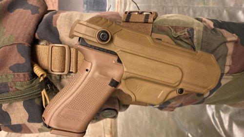 Lignes de défense - Lignes de défense: le Glock-17, l'arme au poing