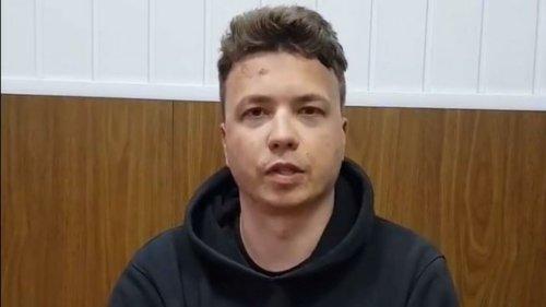 Biélorussie: l'opposant arrêté Roman Protassevitch apparait dans une vidéo