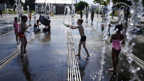 Canicule à Moscou: «Si je pouvais rester toute la journée sous la douche, je le ferais»