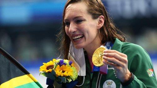 Tokyo 2021: la Sud-Africaine Tatjana Schoenmaker en or à la natation