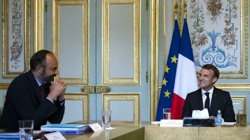 France: premières retrouvailles officielles entre Emmanuel Macron et Édouard Philippe