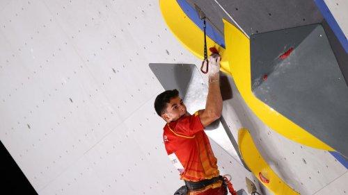 Tokyo 2021: l'Espagnol Alberto Gines Lopez premier champion olympique d'escalade