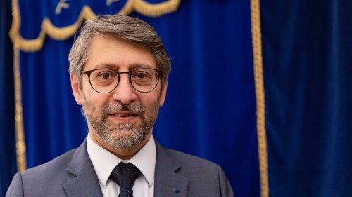 Religions du monde - Haïm Korsia: le Grand rabbin de France qui veut réenchanter la République