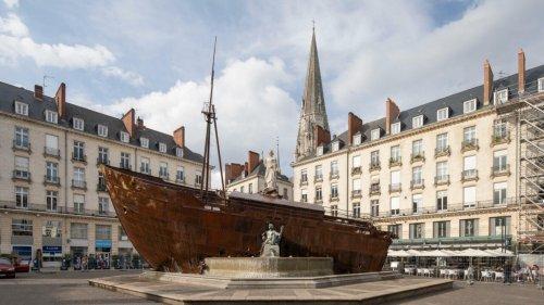 Rendez-vous culture - «Le Voyage à Nantes», l'art en plein cœur de la ville