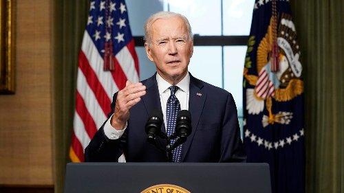 Joe Biden sonne le retrait d'Afghanistan