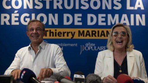 Élections régionales en France: le RN de Marine le Pen veut créer la surprise en Paca