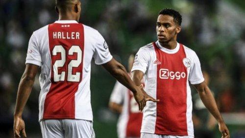 Ligue des champions: l'Ivoirien Haller s'offre un quadruplé face au Sporting Portugal