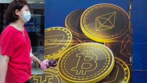 Chine: la Banque centrale juge illégales toutes les transactions en cryptomonnaies