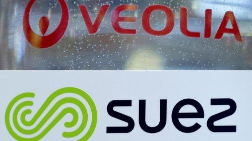 «Guerre de l'eau»: Suez-Veolia, un accord enfin trouvé entre les deux géants français
