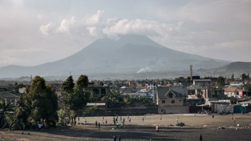RDC: après l'éruption volcanique, un désengorgement de Goma est évoqué
