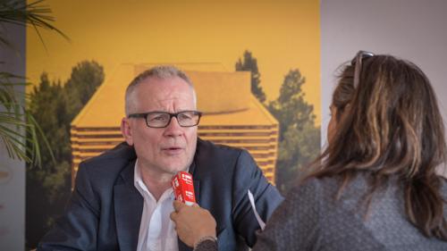 """""""Questão epidêmica é muito séria no Brasil"""", declara Thierry Frémaux, diretor de Cannes"""