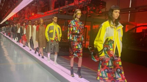 Ferrari launches first fashion collection and reopens famed Cavallino restaurant