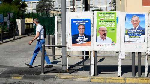 What's at stake in France's regional election first round?
