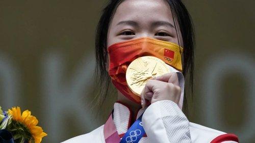 JO Tóquio: chinesa Qian Yang ganha primeiro ouro da Olimpíada em prova de tiro