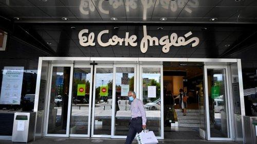Espagne: les grands magasins du Corte Inglés annoncent un plan social