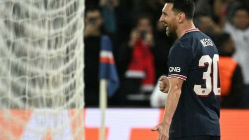 Maestro Messi strikes twice to lead PSG's victorious fightback against RB Leipzig