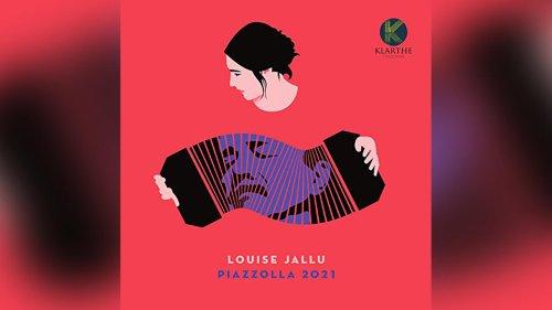Rendez-vous culture - Musique: Louise Jallu, sur les traces d'Astor Piazzolla avec «Piazzolla 2021»