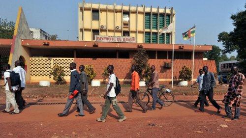Vis ma vie d'étudiant - Centrafrique, l'université de la patience