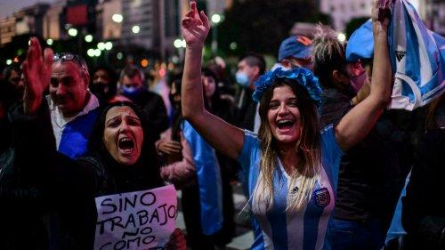 Argentine: bouffée d'air à Buenos Aires avec l'assouplissement des restrictions sanitaires