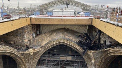 Reportage France - Les archéologues de Notre-Dame de Paris