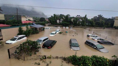 L'Inde frappée par des pluies dévastatrices