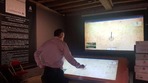 Nouvelles technologies - Les machines de Léonard de Vinci en 3D dans votre salon