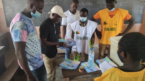 Présidentielle au Bénin: un premier tour sans enthousiasme