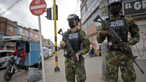 Colombie: des militaires déployés dans les rues de Bogotá contre l'insécurité